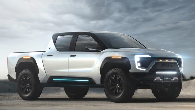 Nikola and General Motors are now partners. Check out this electric pickup truck! | DeviceDaily.com