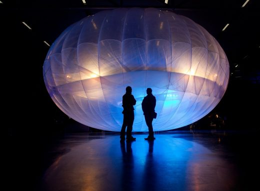Alphabet's Loon balloons are helping scientists study gravity waves