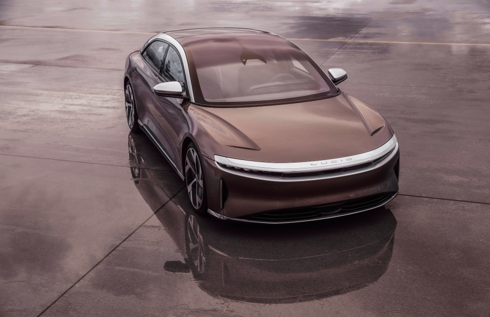 For Lucid's Air EV sedan, performance and prestige come at a price   DeviceDaily.com