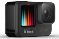 GoPro's Hero 9 Black might include a color front screen for vloggers