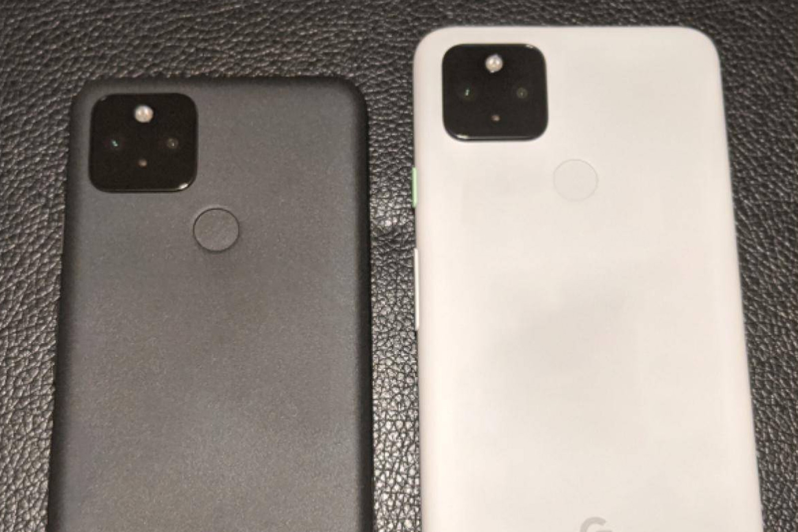 Google's Pixel 4a 5G and Pixel 5 may have surfaced in the wild | DeviceDaily.com