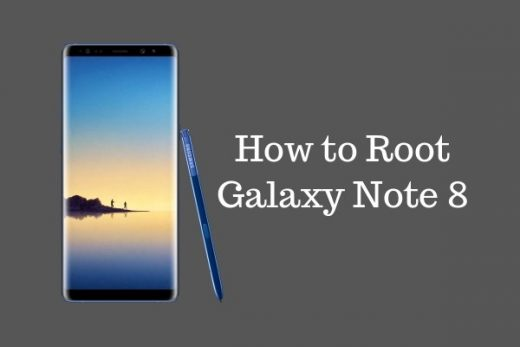 How to Root Galaxy Note 8 and Install TWRP Recovery