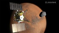 Japan will send an 8K camera to Mars and its moons