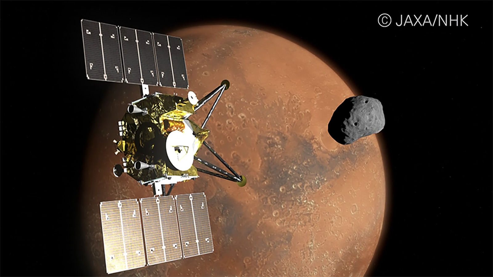 Japan will send an 8K camera to Mars and its moons | DeviceDaily.com