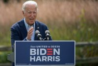Joe Biden's campaign app had a bug that made it too easy to access voter info