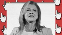 The GOP's Marsha Blackburn explains her new bill to rein in social media companies