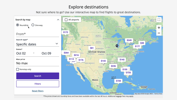 United Airlines knows you aren't sure about flying yet, but searching flights just got easier | DeviceDaily.com