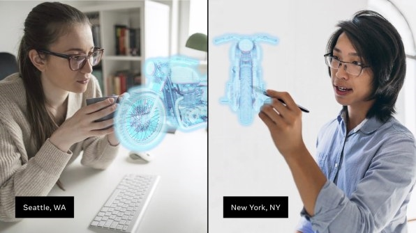 The biggest hurdle to Facebook's bold vision for AR glasses is trust | DeviceDaily.com