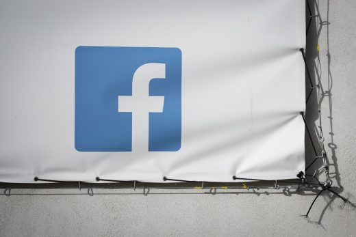 Facebook will ban political ads after polls close on election night