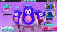 'Fall Guys' adds a Sonic skin on October 14th