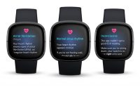 Fitbit's Sense smartwatch begins receiving ECG app update