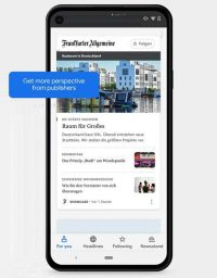 Google News Showcase Launches For Publishers With $1 Billion Investment