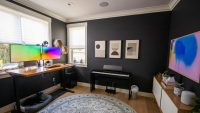 How I designed the ultimate Zoom-friendly home office