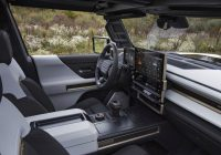 Hummer EV 'supertruck' has a UI built on Unreal Engine and runs Android