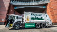New York City is testing electric garbage trucks