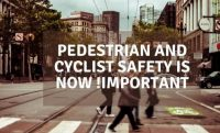 Pedestrian and Cyclist Safety is Now !Important