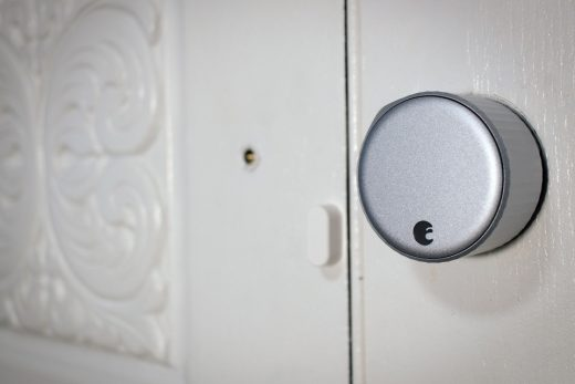 Tell us how August's newest Smart Lock works in your home