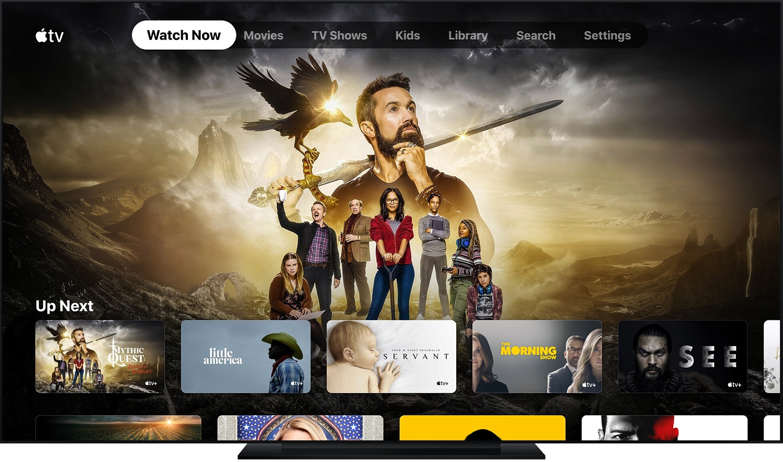 The Apple TV app comes to Sony's Android TVs | DeviceDaily.com