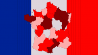 The U.S. should steal France's excellent COVID map
