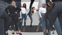 The ultimate quarantine jeans are here. Just don't call them jeggings
