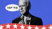 "The worst debate strategy for Biden would be ""When they go low, you go high"""