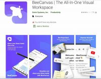 BeeCanvas Buzzed to the Next Level to Solve Remote Collaboration