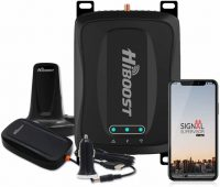 HiBoost Cell Phone Signal Booster Travel Kit: A Stronger Cell Phone Signal On the Go