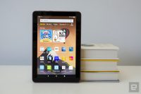 Amazon's Fire HD tablets are back down to Prime Day prices