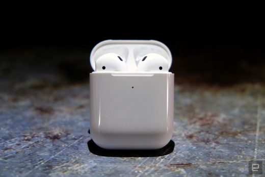 Apple AirPods with a wireless charging case hit a new low price of $108