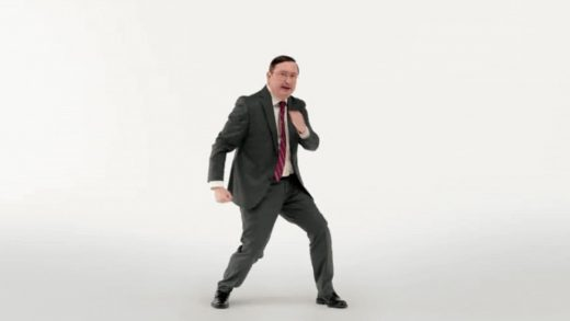 Apple ends Mac event with ultimate nerd cameo by John Hodgman as the iconic PC