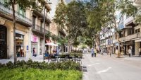 Barcelona is redesigning 21 downtown streets to prioritize people, not cars