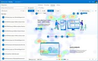 Microsoft Clarity Debuts As Free Analytics Tool With Heat Maps