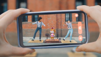 New AR modes put 'Animal Crossing: Pocket Camp' characters in your world