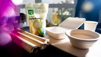 This tableware made from bamboo and sugar waste biodegrades in 60 days