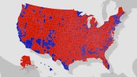 U.S. election maps are wildly misleading, so this designer fixed them