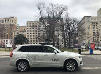 Uber is reportedly in talks to sell its self-driving unit