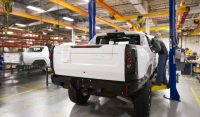 GMC takes the Hummer EV north for winter testing