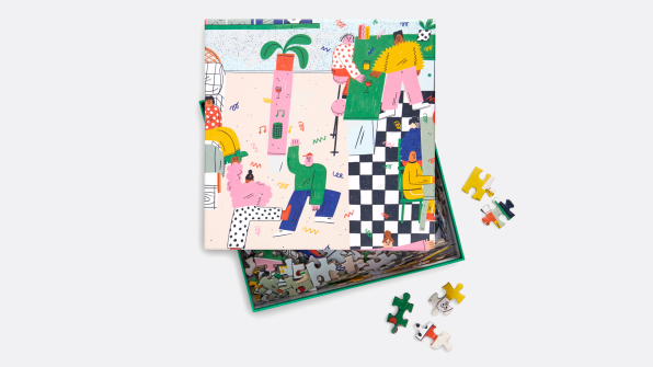 Designer puzzles are the surprise trend of 2020. These are our favorites   DeviceDaily.com