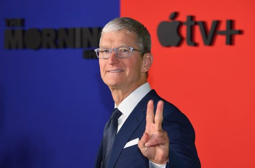 Apple reportedly killed a TV+ show about Gawker after a Tim Cook email