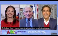 Dr. Fauci: Santa Received COVID-19 Vaccine Before Traveling Worldwide