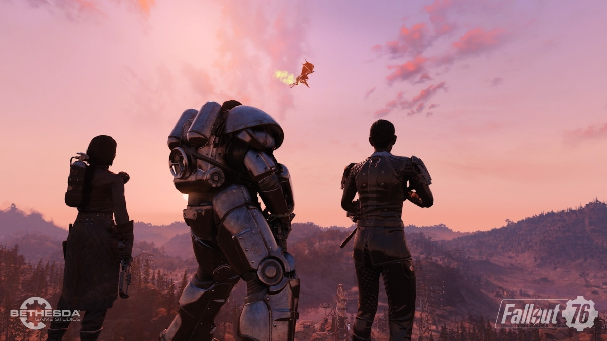 'Fallout 76' Steel Dawn update arrives a week early | DeviceDaily.com