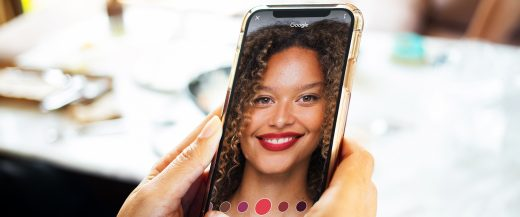 Google Creates Augmented Reality Beauty Experiences That Connect Customers, Brands