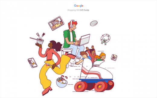 Google Gift Guide Sends Shoppers To Results On Shopping, Purchases On Brand Sites