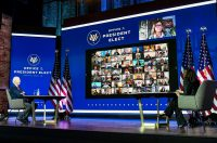 Joe Biden's presidential transition launches with BuildBackBetter.gov