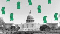 Never mind the stimulus checks, Congress might not release the money the government needs to keep running