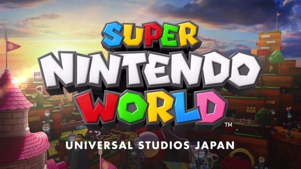 Nintendo Direct will show off Super Nintendo World on Friday   DeviceDaily.com