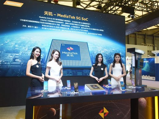 Report: MediaTek takes over as world's largest smartphone chipset vendor