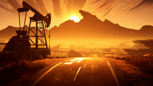 'Road 96' is the first game supported by HP's new 'Omen Presents' label