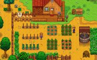 'Stardew Valley' adds couch co-op in its biggest update ever