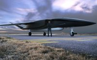 The Ravn X is a 55,000-pound drone for launching satellites